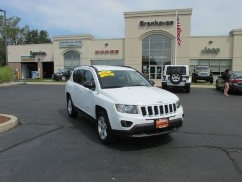 Certified 2017 Jeep Compass Sport 4WD