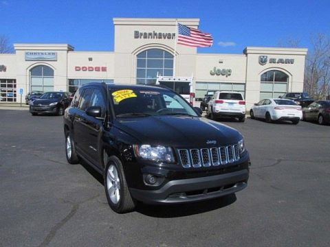 Certified Pre-Owned 2016 Jeep Compass Sport 4WD