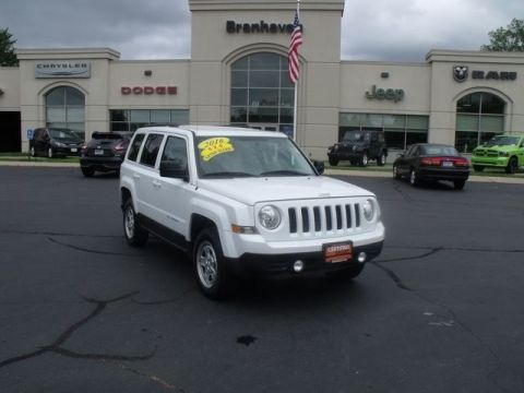 Certified 2016 Jeep Patriot Sport 4WD