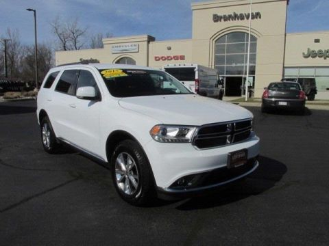 Certified Pre-Owned 2015 Dodge Durango Limited AWD