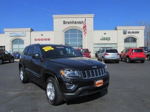 Certified Pre-Owned 2016 Jeep Grand Cherokee Laredo 4WD