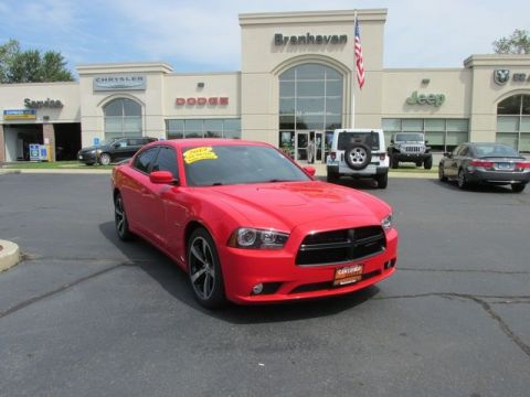 Certified 2014 Dodge Charger R/T RWD 4D Sedan