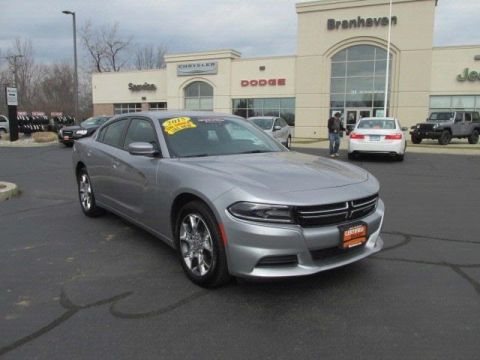 Certified Pre-Owned 2015 Dodge Charger SE AWD