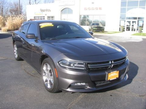 Certified 2015 Dodge Charger SE AWD