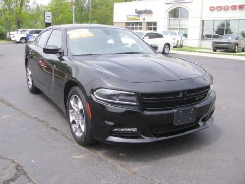 CERTIFIED 2017 DODGE CHARGER SXT AWD