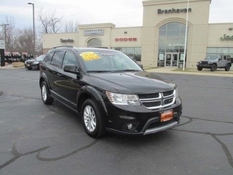 Certified Pre-Owned 2015 Dodge Journey SXT AWD
