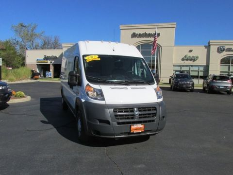 Certified Pre-Owned 2017 Ram ProMaster 2500 High Roof FWD 3D Cargo Van