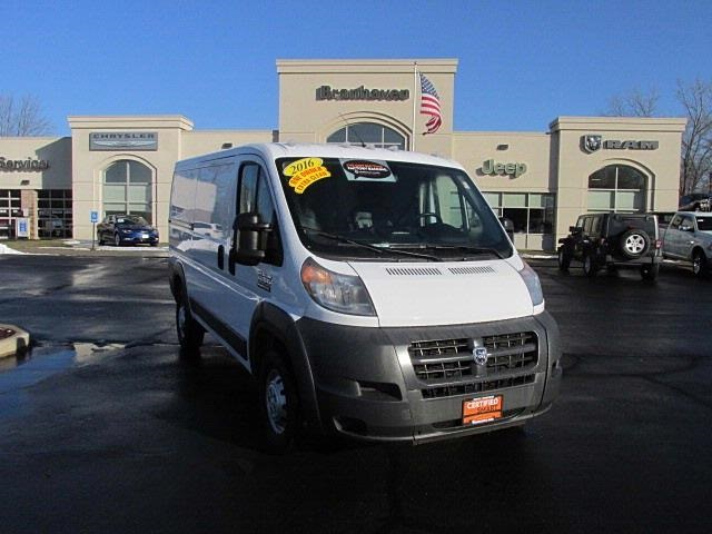 Certified Pre-Owned 2016 Ram ProMaster 1500 Low Roof